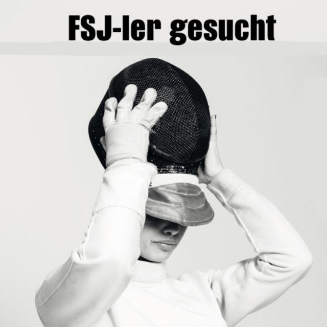 """FSJ-ler gesucht  Beim Fechtclub Tauberbischofsheim e.V. ist zum Beginn der neuen Saison (ab 01.09.2021) eine FSJ-Stelle zu besetzen. Wer die Herausforderung in einem spannenden sportlichen Umfeld sucht und Teil unserer Tauberbischofsheimer """" Fechterfamilie"""" werden möchte, ist uns herzlich willkommen. Führerschein wäre von Vorteil.  Kontakt: ulrich.eifler@fechtentbb.de"""